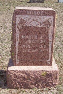 Martin J. Boettger