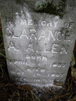 Clarance A. Allen