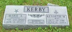 Marie Augusta <i>Rothove</i> Kerby