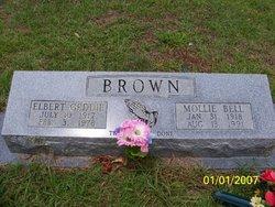 Mollie Bell <i>Crocker</i> Brown