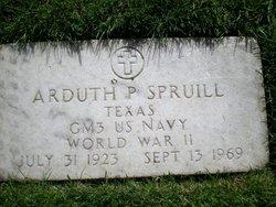 Arduth Preston Spruill