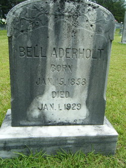 Esabell Bell <i>Stone</i> Aderholt
