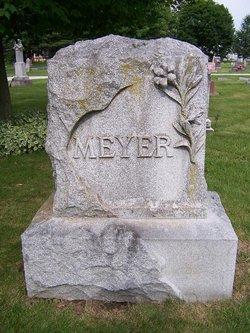 Dorothea <i>Sebelien</i> Meyer