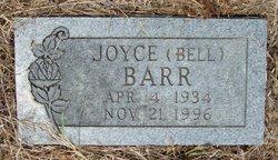 Joyce <i>Bell</i> Barr