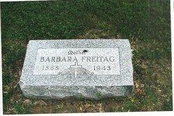 Barbara Freitag