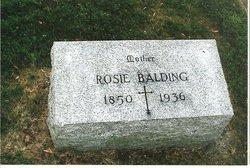Rosie Balding