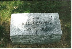 Joseph Balding