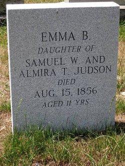 Emma B Judson