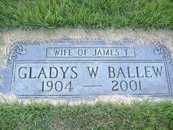 Gladys Fern <i>Wilson</i> Ballew