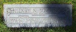 Annie Ruth <i>Yearsley</i> Bowring