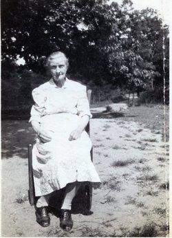 Margaret Virginia Maggie <i>Loveless</i> Woods