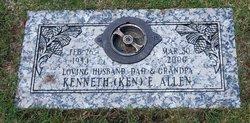 Kenneth E Ken Allen
