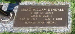 Isaac William Ike Kendall