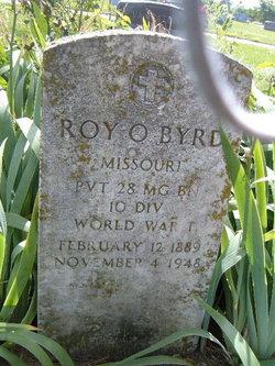 Roy Oliver Byrd
