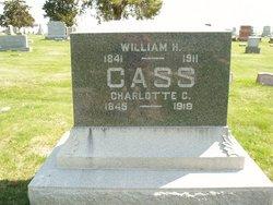 Charlotte Cooper <i>Hugg</i> Cass