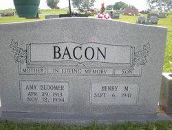 Amy Bloomer <i>Maupin</i> Bacon