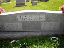 Callie M Bacon