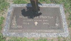 Willie Lee Hunter