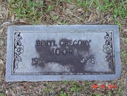 Beryl <i>Gregory</i> Moore