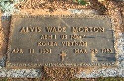 Alvis Wade Morton