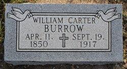 William Carter Burrow
