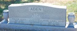 Walter Allen Aden