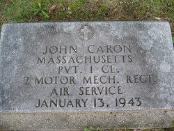 John Caron