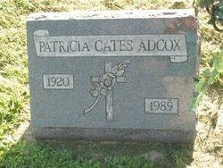 Patricia Cates Adcox