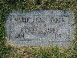 Beatrice Marie <i>Bean</i> Baker