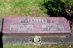Doris Leona <i>Elliott</i> Baller
