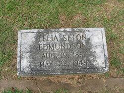 Lelia <i>Seton</i> Edmundson