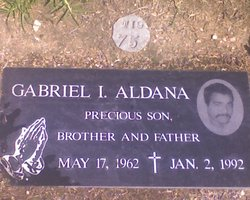 Gabriel Isaach Aldana