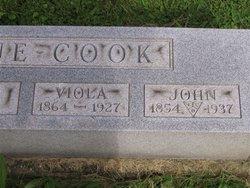 John E Cook