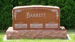 Evelyn Jane <i>Keefer</i> Barrett