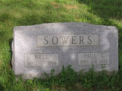 Nellie <i>Cook</i> Sowers