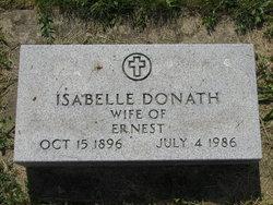 Isabelle <i>Thomas</i> Donath