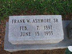 Frank Wilton Ashmore, Sr