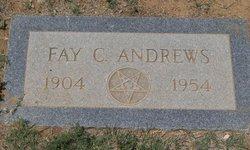Fay Claudia <i>Roberts</i> Andrews