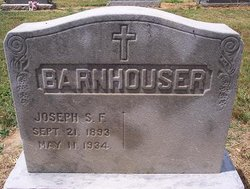Joseph Sidney Francis Barnhouser, Sr