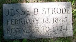 Jesse Burr Strode