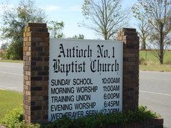 Antioch Baptist Cemetery #1