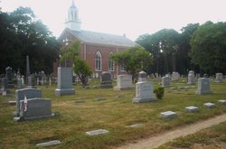 Old Brick Reformed Church Cemetery