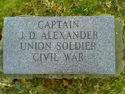 Capt John David Alexander