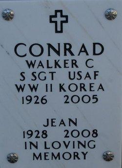 Walker C Conrad