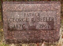 George W Beeler