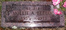 Mollie A Beeler