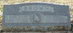 Ina <i>Terrell</i> Brown