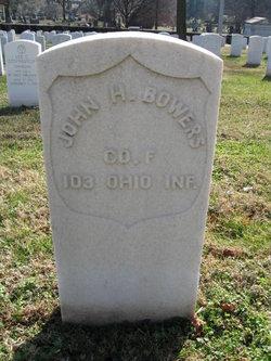 John H Bowers