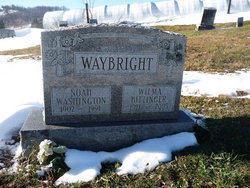 Wilma Erma <i>Bittinger</i> Waybright