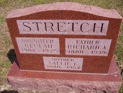 Sarah Louise Sallie <i>Terry</i> Stretch